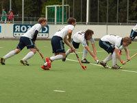 Promotie Hoofdklasse HC Tilburg SCHC