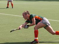 Hockey dames Were Di D1 beginnen met 1-1 tegen Push D1