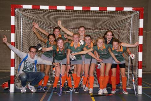 Were Di MB1 Zaal kampioen