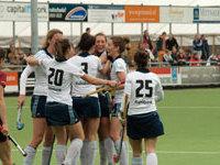 Simpele overwinning voor Dames HC Tilburg D1 (4-1) ?