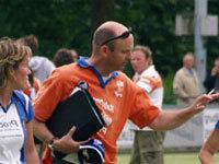 Bart Neutkens technisch manager Top Hockey HC Tilburg
