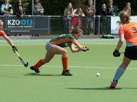 Helaas geen winst voor Were Di D1 tegen Groningen (1-1)