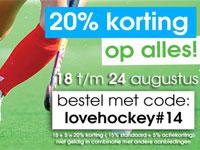 HockeyHuis.nl korting small