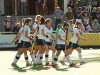 Simpele winst Tilburg op Voordaan D1 (3-0)