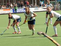 HC Tilburg D1 - HGC D1