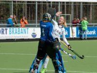 HC Tilburg D1 pakt punt in laatste seconden (1-1)