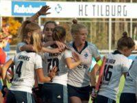 Tilburg D1 komt nog op voorsprong tegen Lenonidas