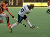Strafcorner specialist OranjeRood nekt HC Tilburg H1